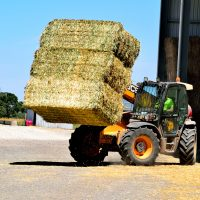 Stacking the Bales