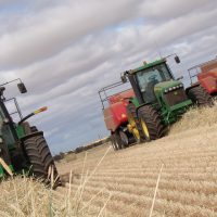 Our tractor fleet